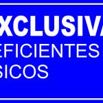 Vaga Exclusiva para Deficientes Físicos - placa-ps-2mm-600cm-x-110m