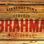 Manufactura Cerveja BRAHMA - placa-ps-20-x-30